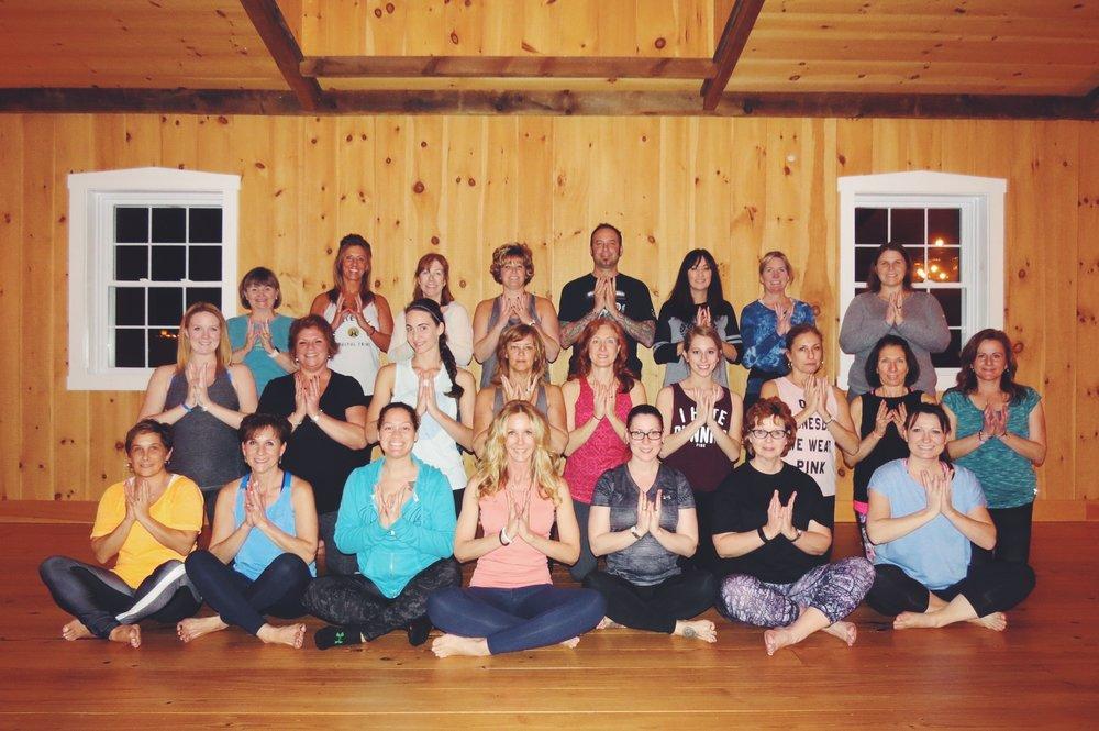 Yoga Roots (formerly Beginner Breakdown) , February 2017