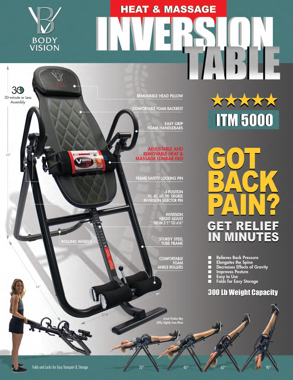 Catalog Sheet-IT 9550