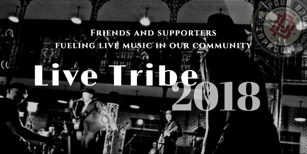 pour bros live tribe