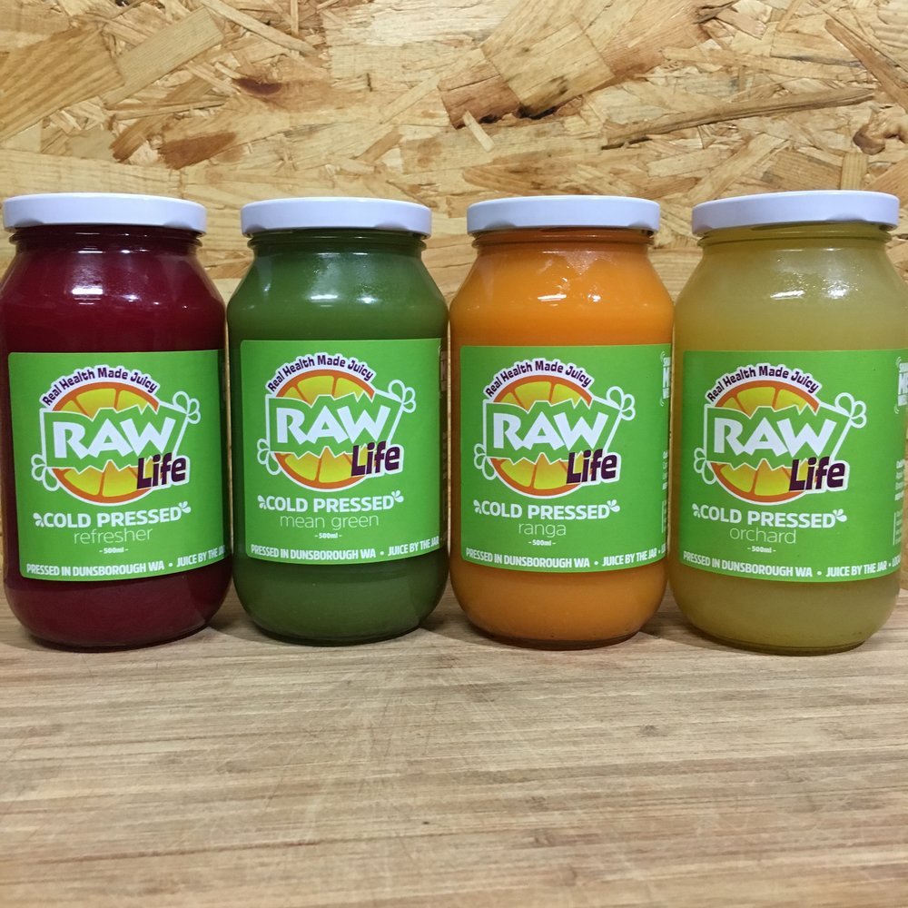 Our flavours are available in 500ml Jars or 2L flagons.     Larger quantities are possible, please drop us a line below.