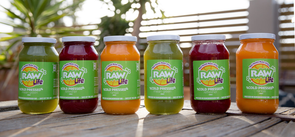 our classic juice cleanse