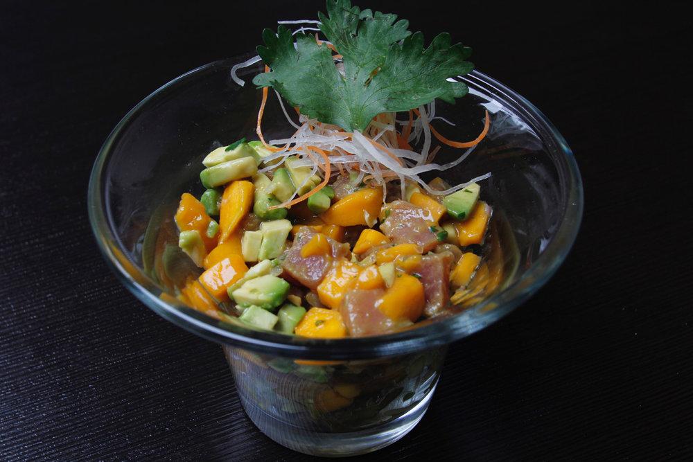 Cocktail Tuna-Mango
