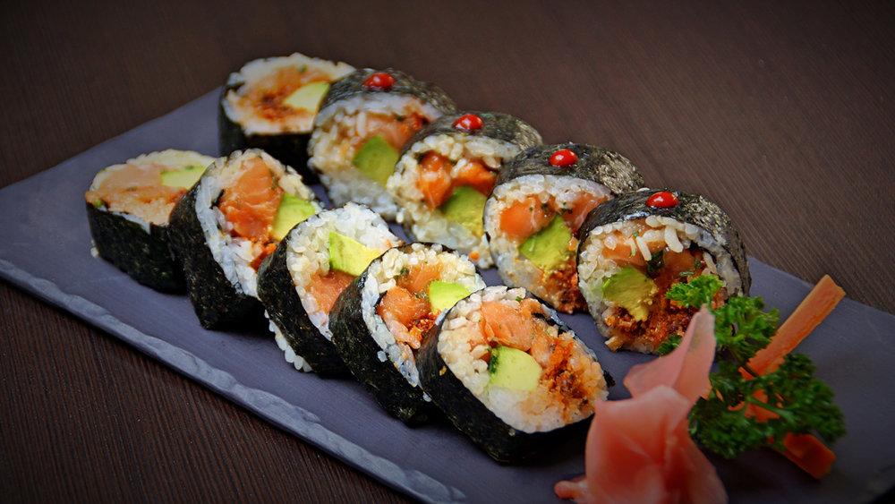 Spicy Shakekawa
