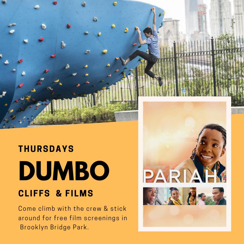 DUMBO Cliffs & Films — AMF Studios
