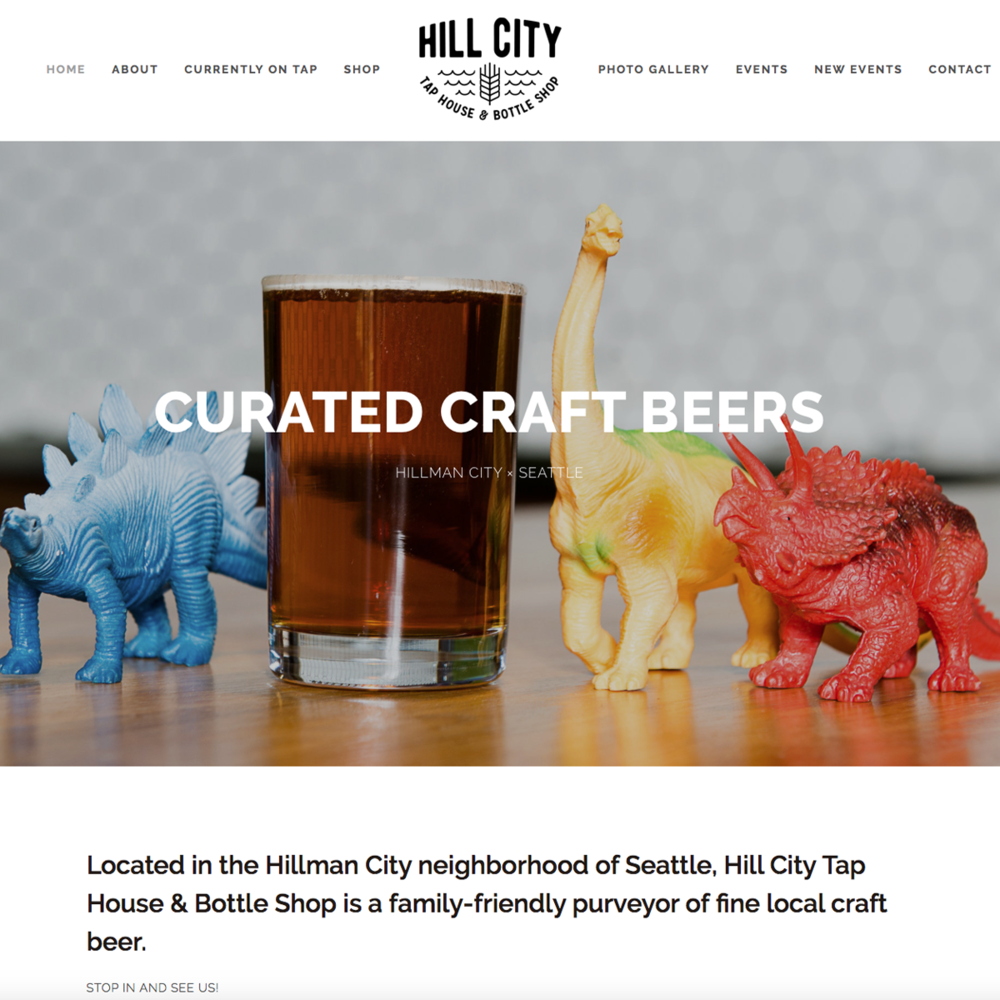 Hill City Taphouse & Bottle Shop
