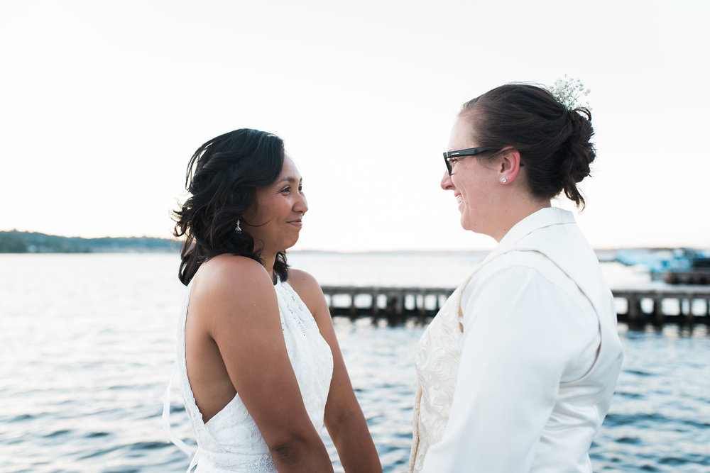 Princess & Susie - Mt. Baker Rowing & Sailing Center | Rae Judnich Photography