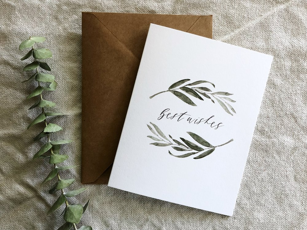 Greeting Cards - Our Best Sellers - Evergreen Papery