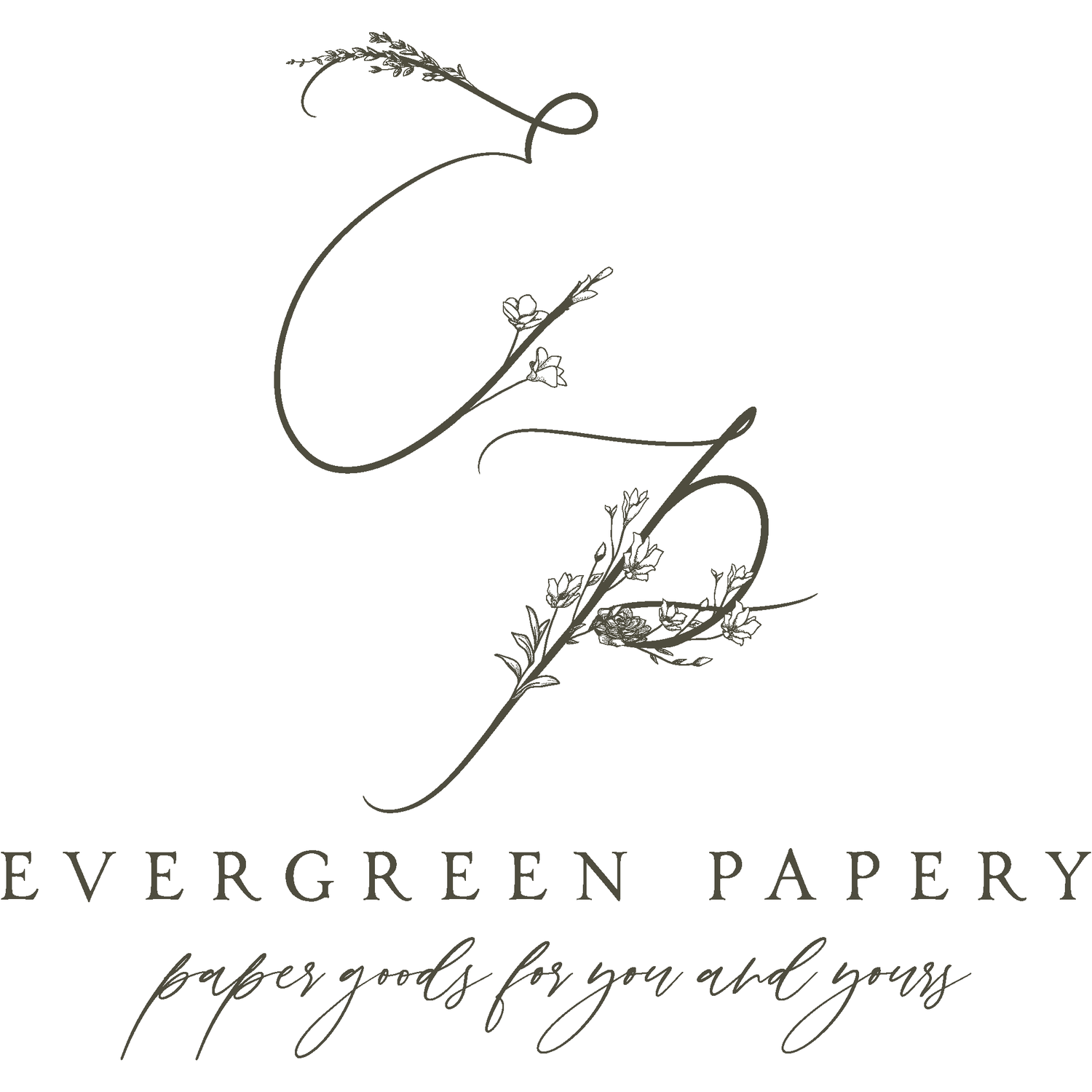 Evergreen Papery