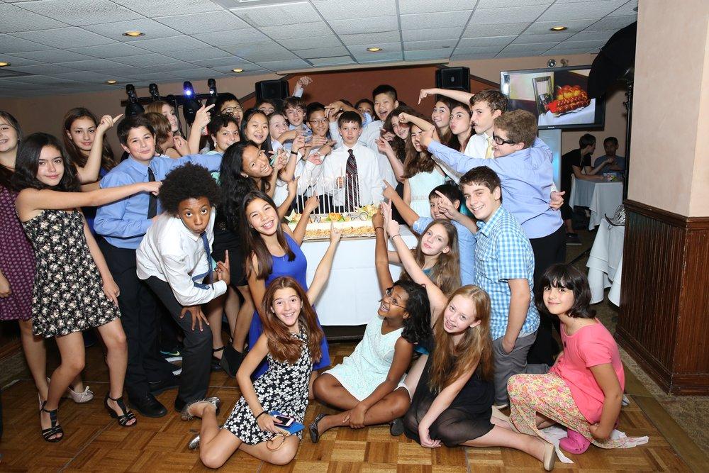 Bar Mitzvah Celebration @ Scalletta Ristorante