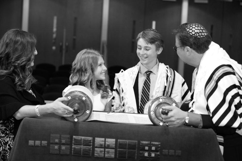 Bar Mitzvah @ Hebrew Institute of Riverdale