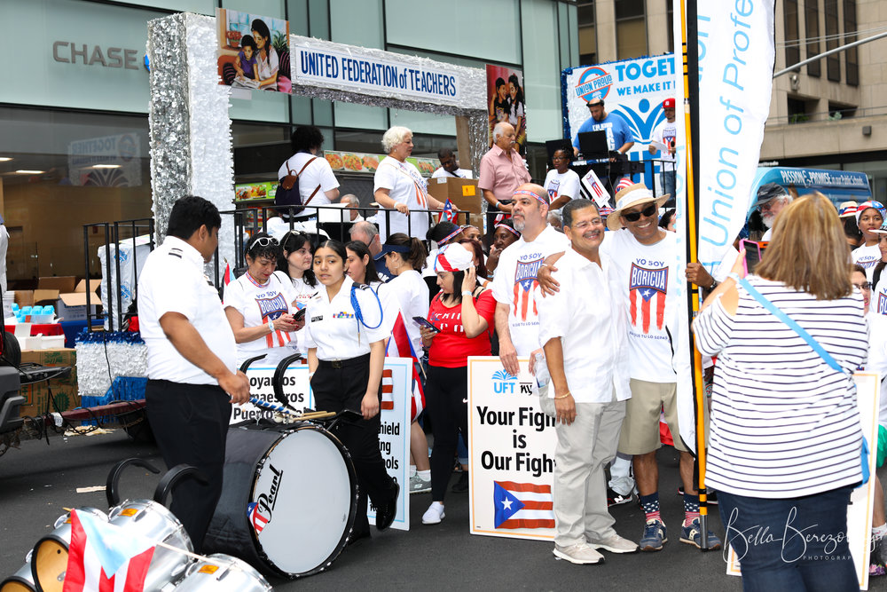 Puerto Rican Day Parade 2018