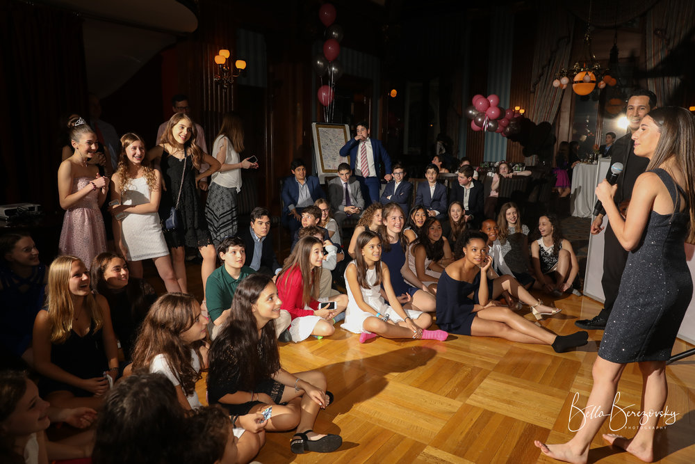 Bat Mitzvah @ Penn Club