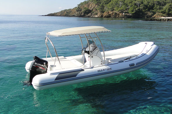 630 Open - £31,200 excl outboard