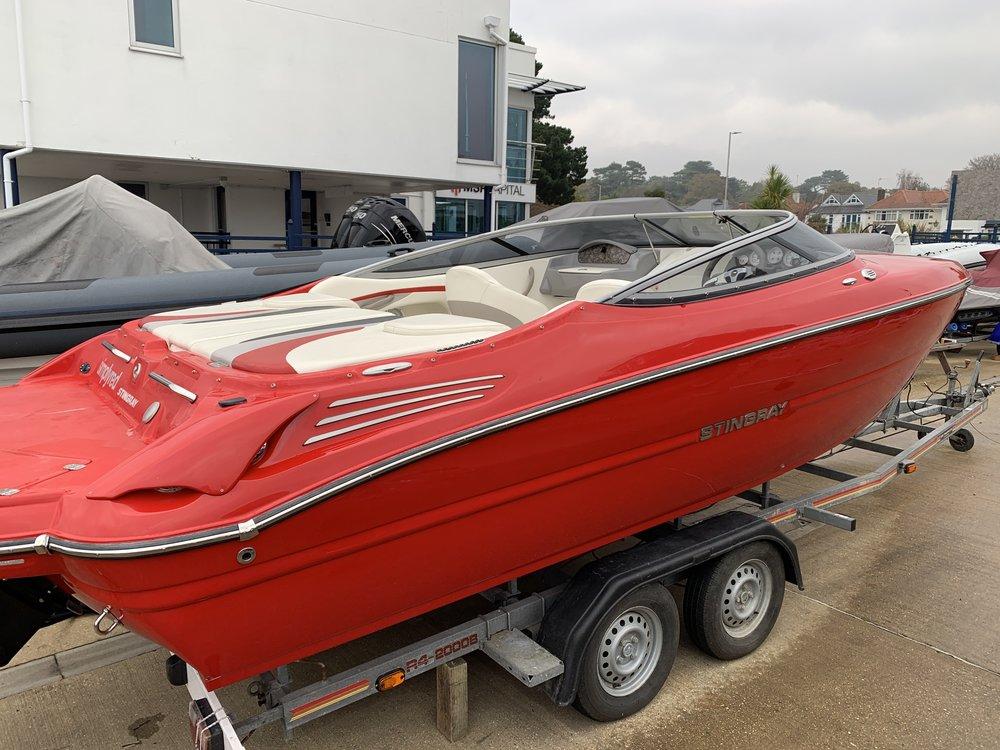 Stingray Sports Cruiser For Sale