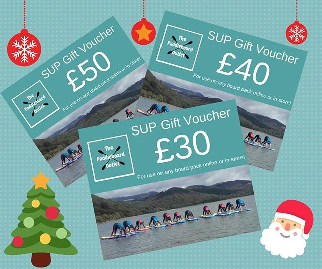 🎁Did you know we sell Gift Vouchers?🎁 Give the best present this Christmas with £30, £40 and £50 gift vouchers with any board purchase online or in store 😁  Purchase your vouchers online now! Use the link below ⬇️⬇️⬇️ https://www.bluelagoonmarine.co.uk/shop/?category=Vouchers