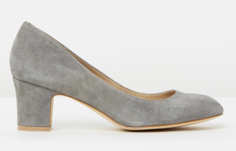 Almost & Here Lea Leather Block heels