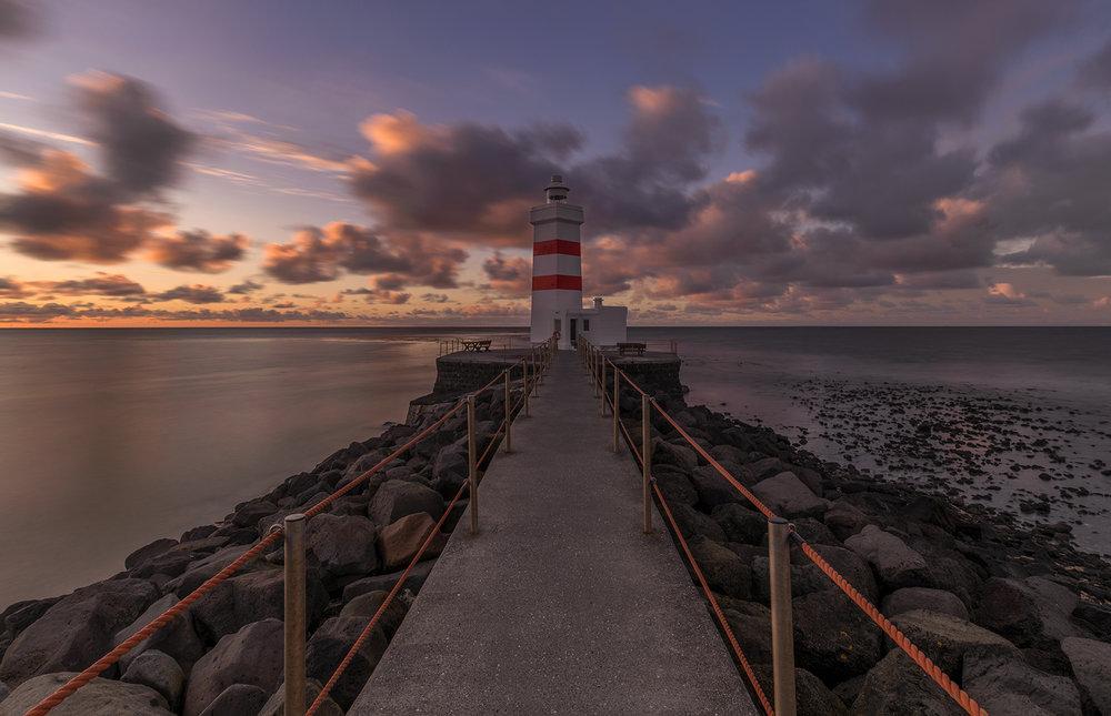 Garðskagi Light, Keflavík