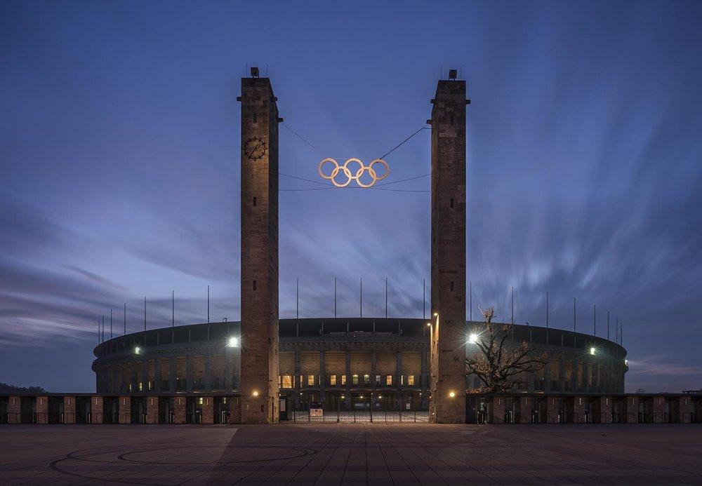 Olympia Stadium of Berlin