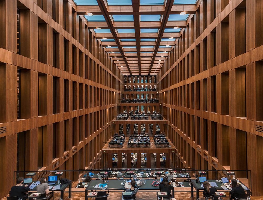 Berlin-Library-City-Architecture-Europe-Germany-Study
