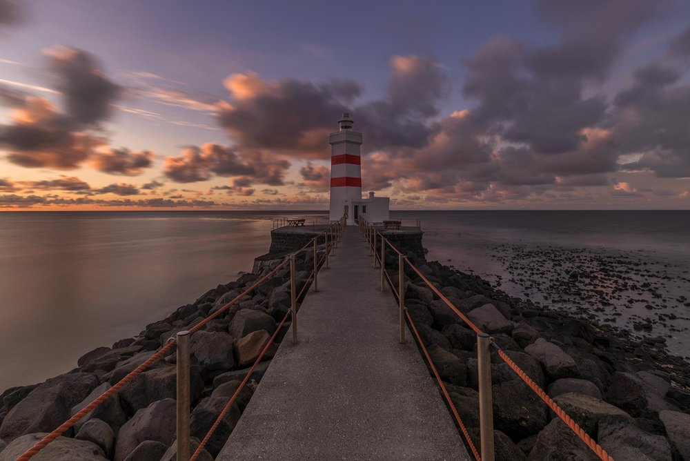 Keflavik- Iceland- Lighthouse- Photo tour