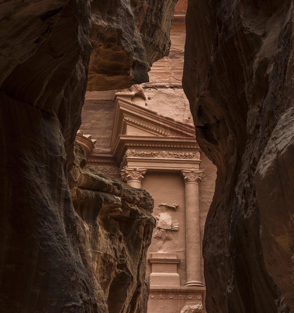 Treasury of Petra