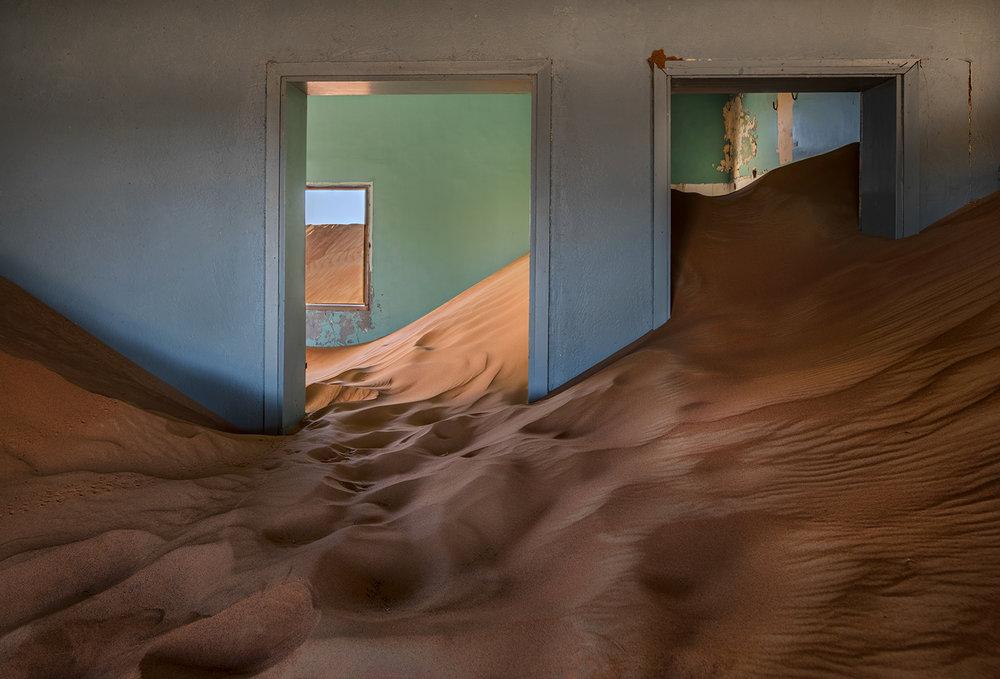 Sand Invasion
