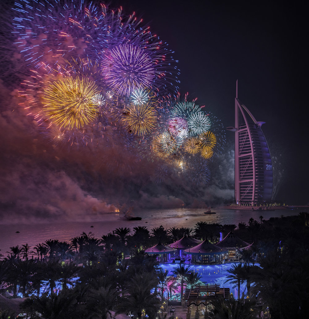 Dubai New Years 2018