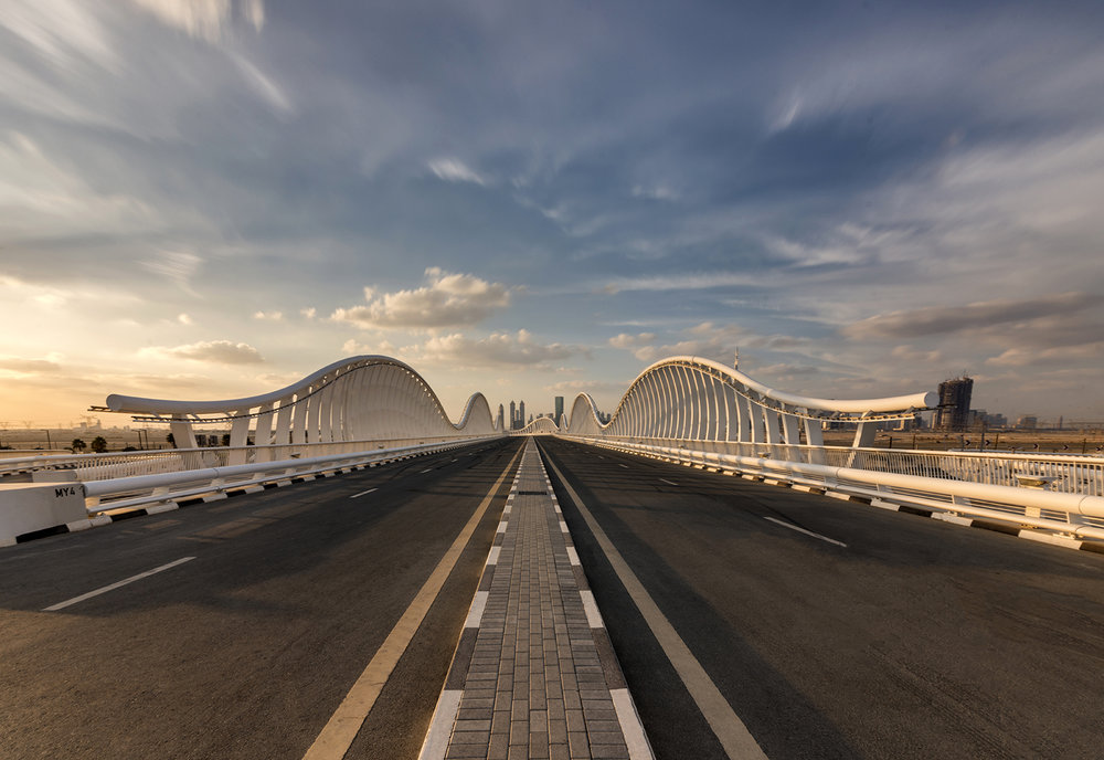 Al Meydan bridge