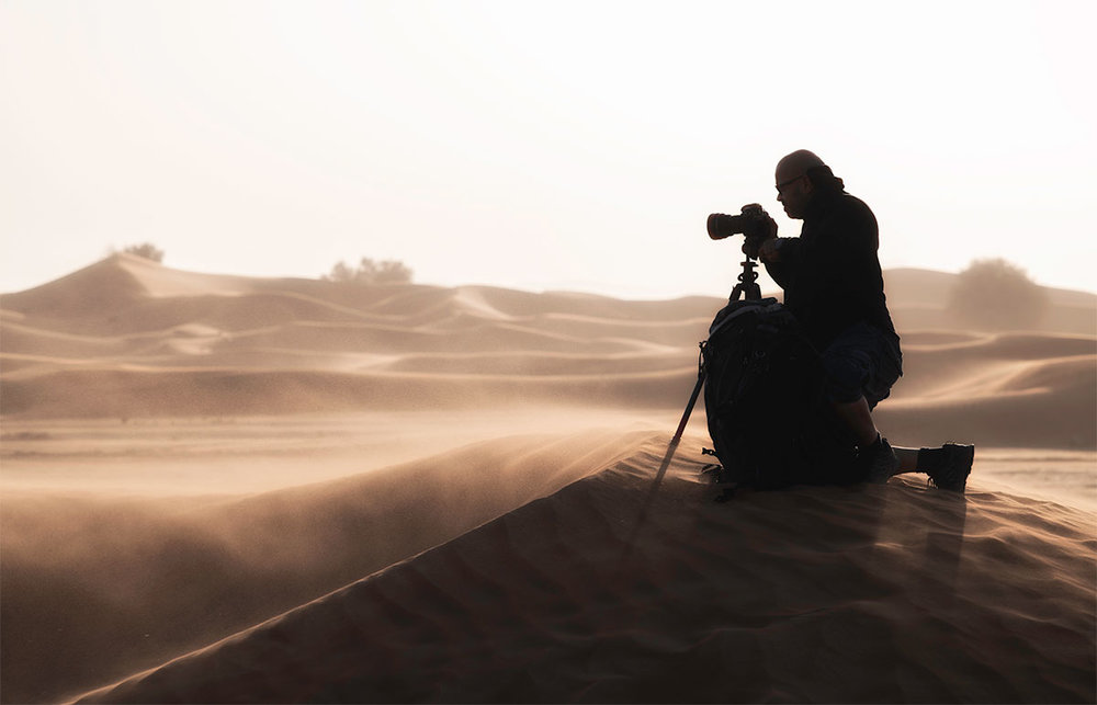 Photography classes in Dubai