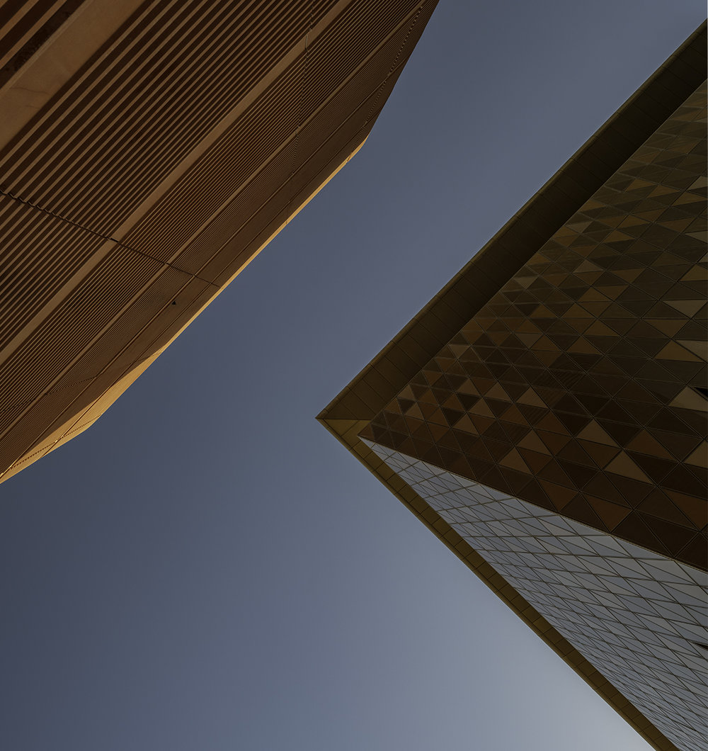 Masdar City Architecture