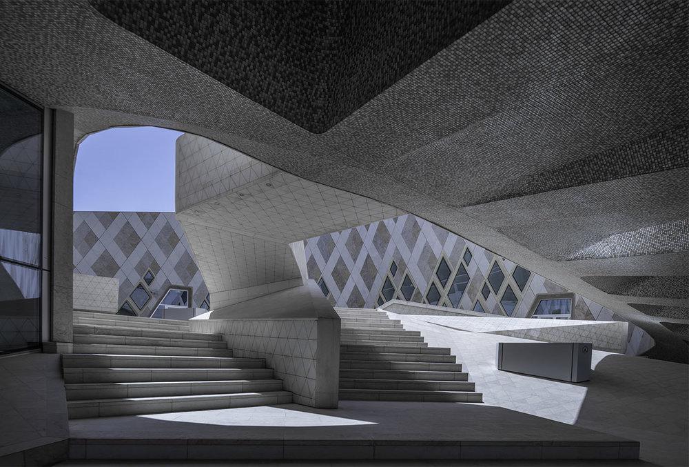 Sheikh Zayed Desert Learning Centre