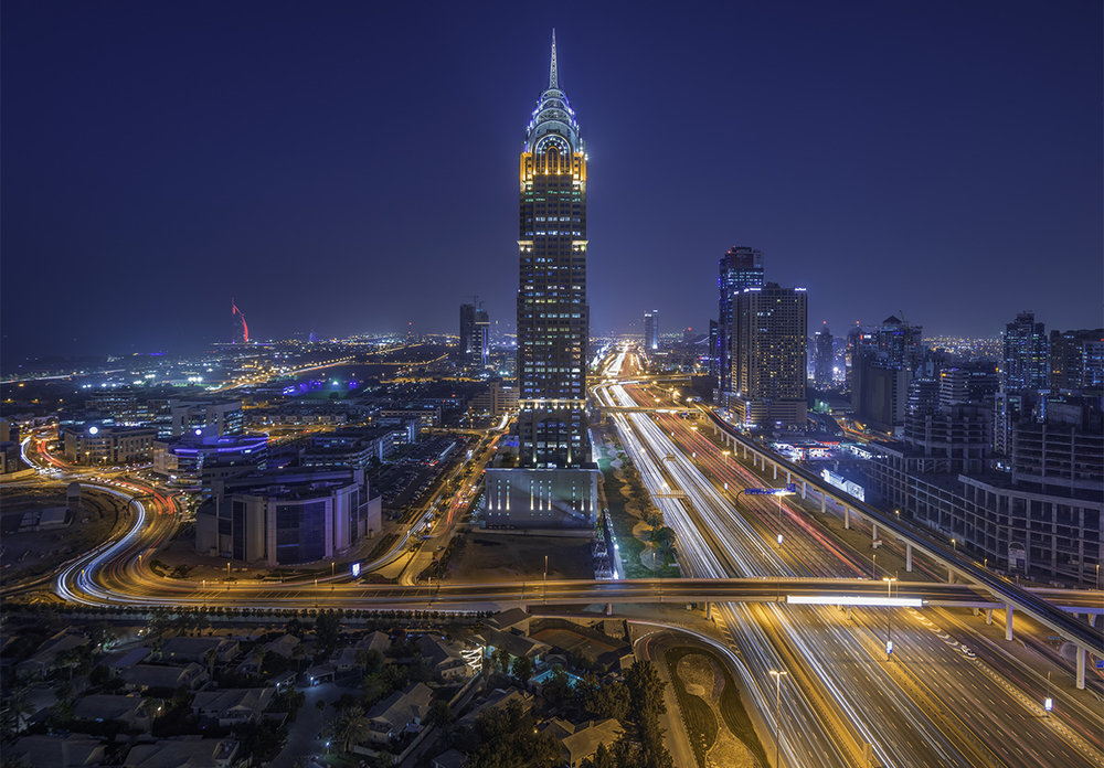 Cityscape & Rooftop - Dubai, UAE