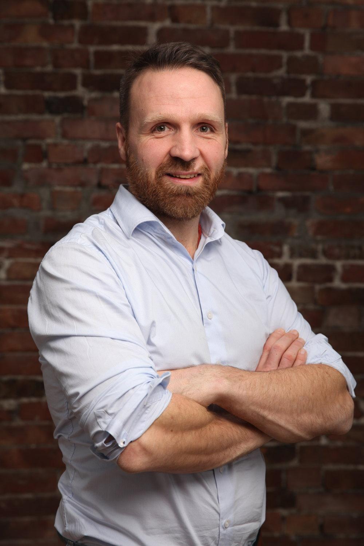 Lars Mausethagen - Salgs- og markedssjef