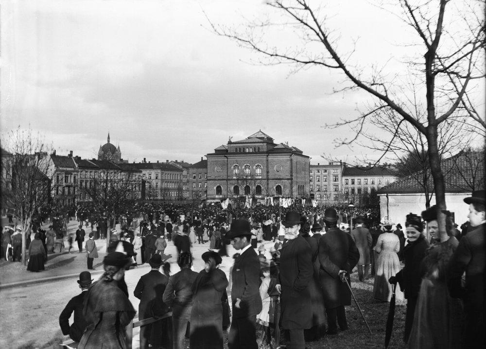 Foto: Severin Worm-Pedersen. Norsk Teknisk Museum.