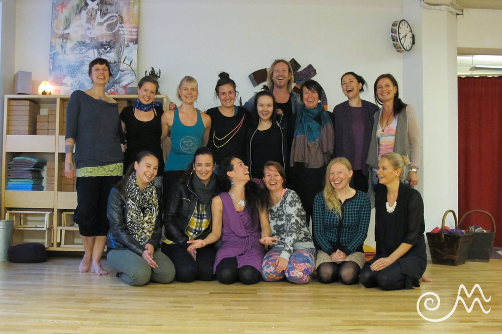 AYM training Helsinki Sep 2015