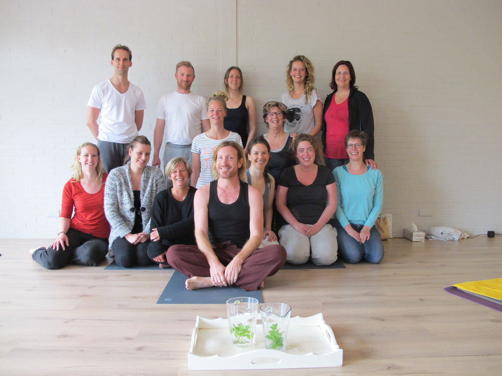 AYM training Leeuwarden May 2015