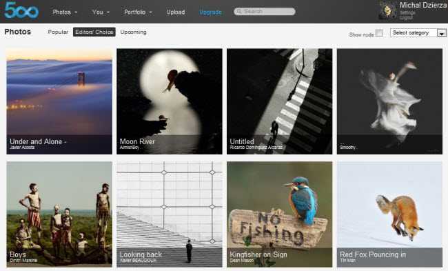 6 Facebook alternatives for photographers — Michal Dzierza