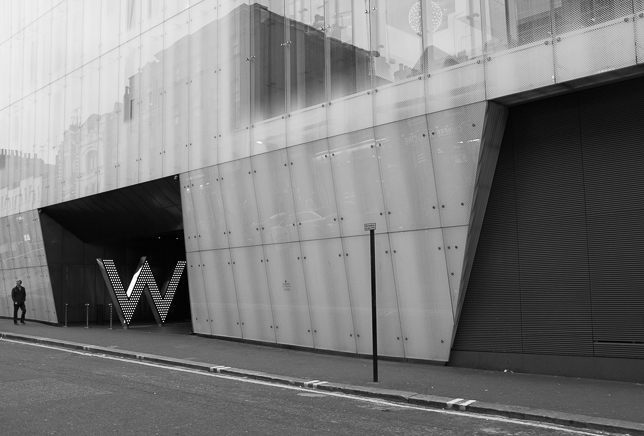 W Hotel, Leicester sq