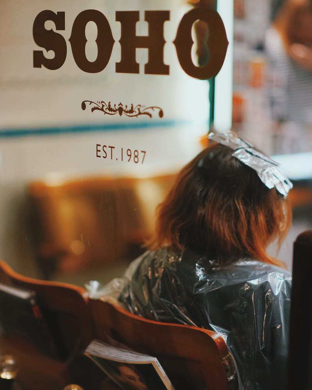 Soho hair salon