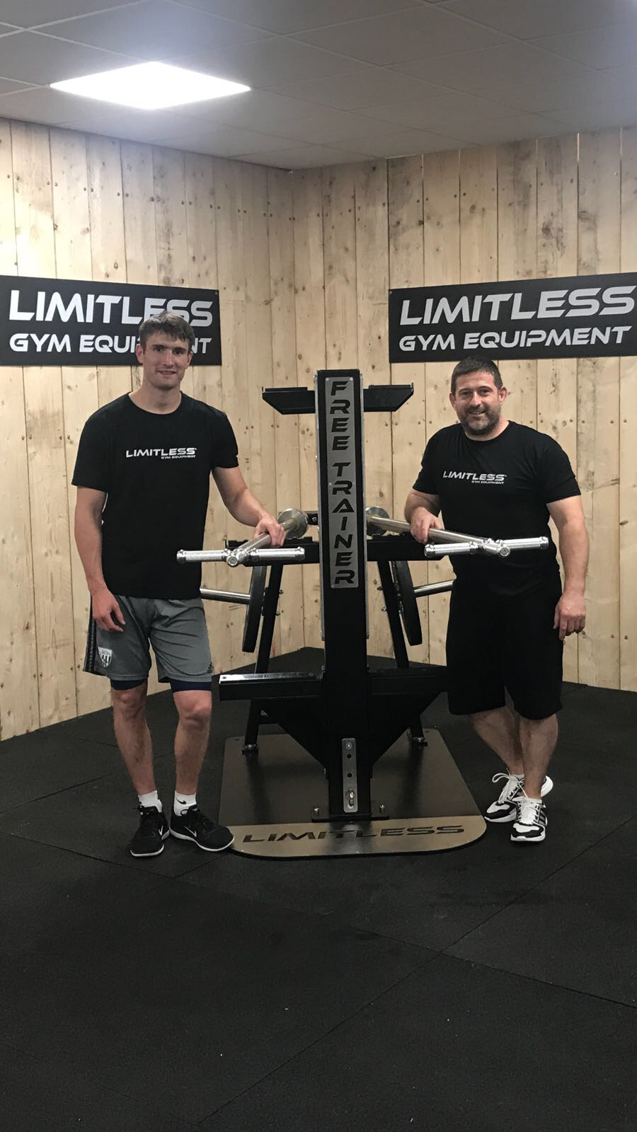 """""""it can perform movements that I can't do on any other kit.""""  Tommy Langford - Current British Champion/Former WBO Commonwealth Champion Boxer"""