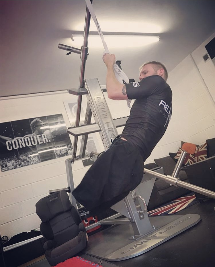 """Cracking bit of kit, it can literally work every single muscle group."" - Mark Ormrod - Former Royal Marines Commando"