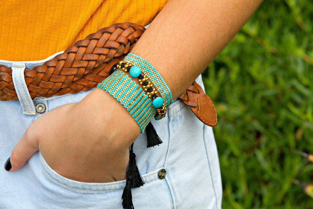 Bracelets & Rings -