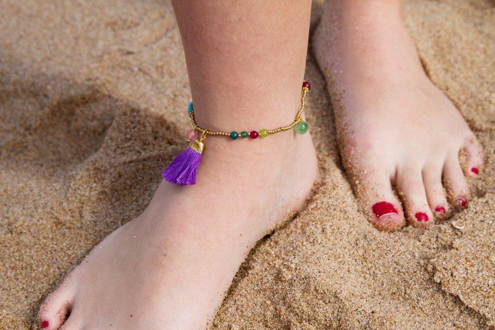 Anklets & Barefoot Sandals -