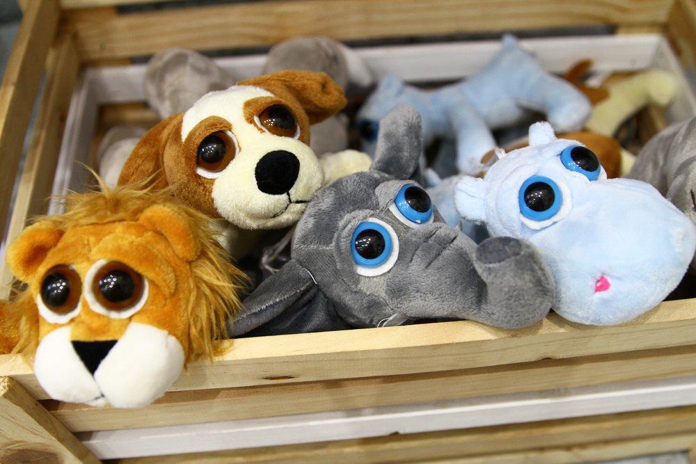 Various Fluffy Animals