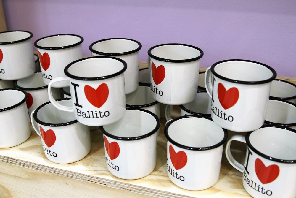 Ballito Mugs