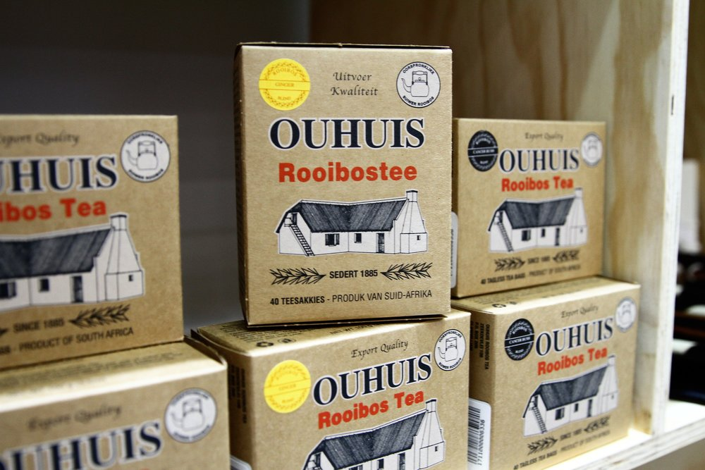 Ouhuis Tea