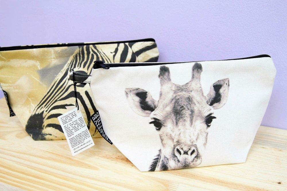 Wildlife Toiletry Bag