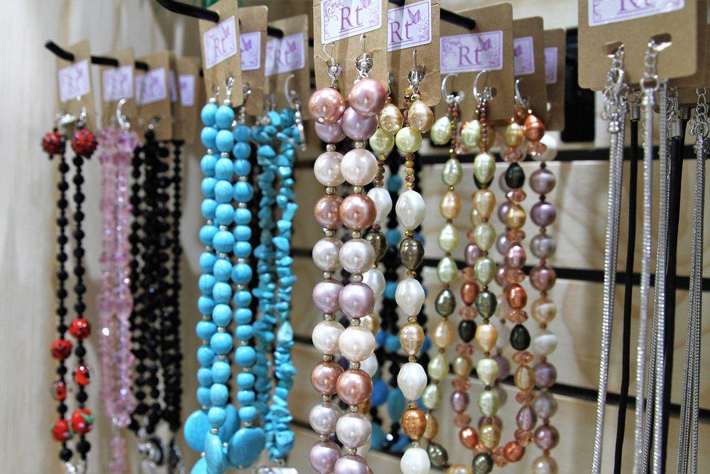 Pearl Necklaces etc