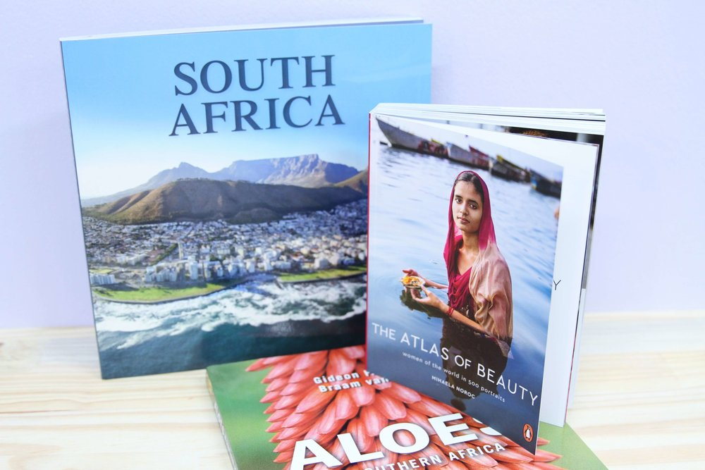 Non Fiction Books - From R 140 - A selection of non-fiction including books about South Africa, wildlife, plants and more. Please inquire for more.