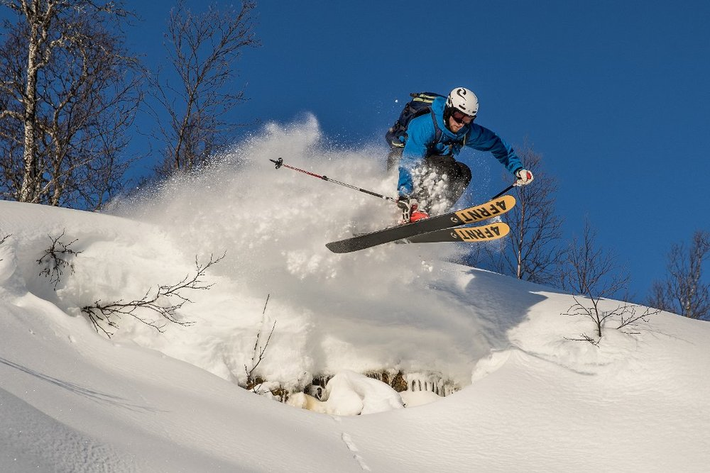 Rekordpåmelding til fjellsportfestivalen - Firda (20.02.2018)